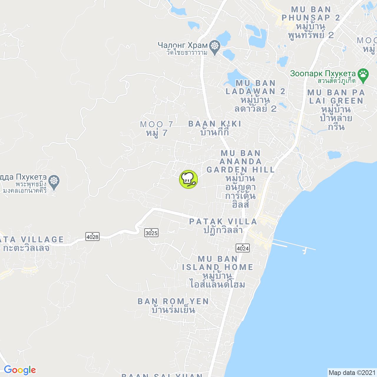 GOMUNOKI•Slow bar посреди каучукового леса на карте Пхукета