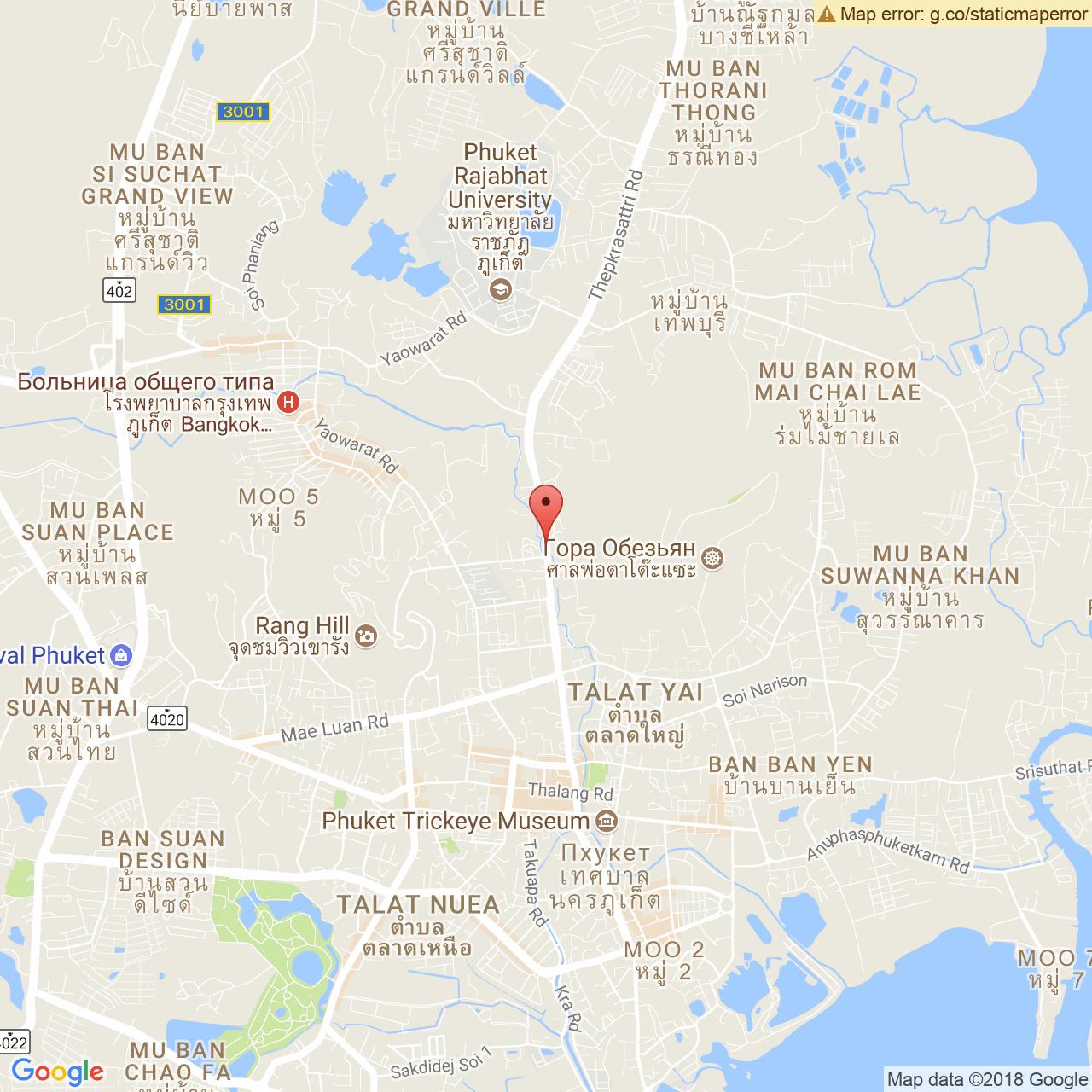 Мото магазин Chaenglay newalai на карте Пхукета